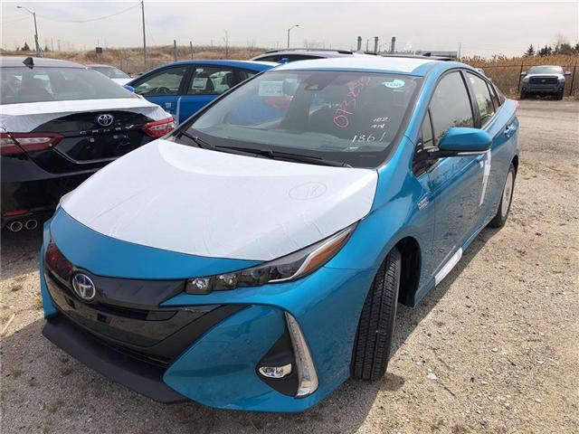 2018 Toyota Prius Prime Upgrade (Stk: 73253) in Brampton - Image 1 of 5