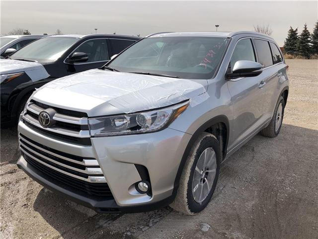 2018 Toyota Highlander XLE (Stk: 543935) in Brampton - Image 1 of 5