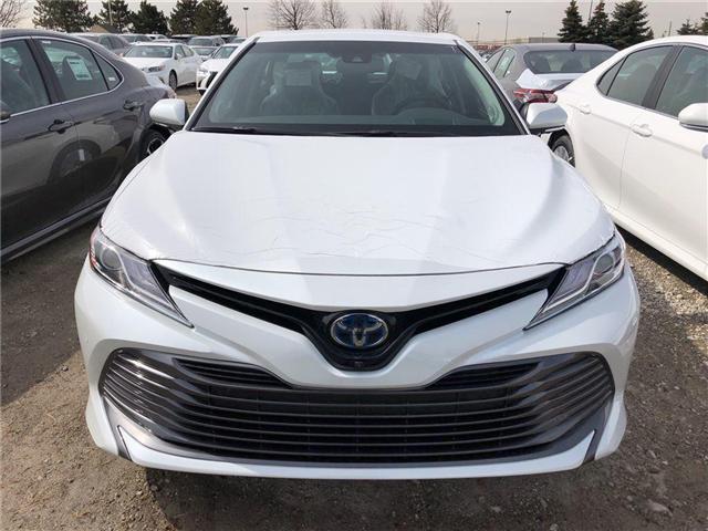 2018 Toyota Camry Hybrid XLE (Stk: 6922) in Brampton - Image 2 of 5