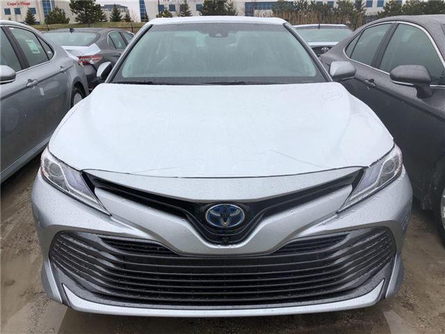 2018 Toyota Camry Hybrid XLE (Stk: 507059) in Brampton - Image 2 of 5