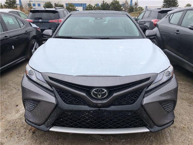 2018 Toyota Camry XSE V6 (Stk: 14466) in Brampton - Image 2 of 5