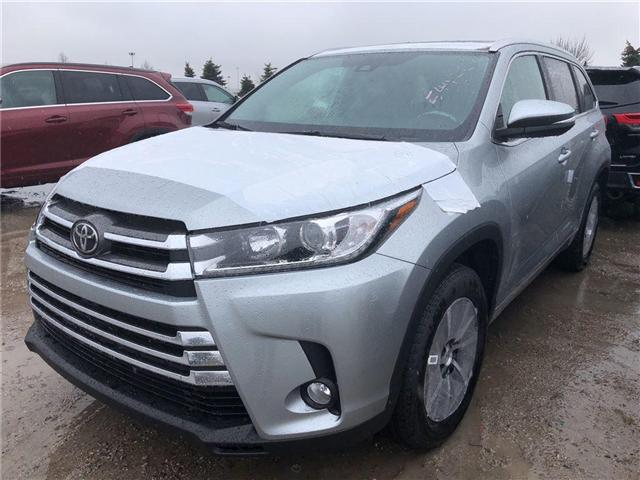 2018 Toyota Highlander XLE (Stk: 544662) in Brampton - Image 1 of 5