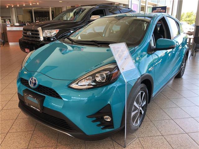 2018 Toyota Prius c Technology (Stk: 612326) in Brampton - Image 1 of 5