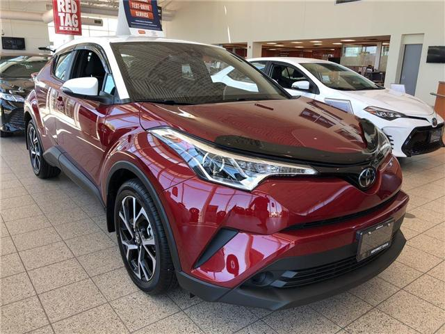 2018 Toyota C-HR XLE (Stk: 61310) in Brampton - Image 2 of 5