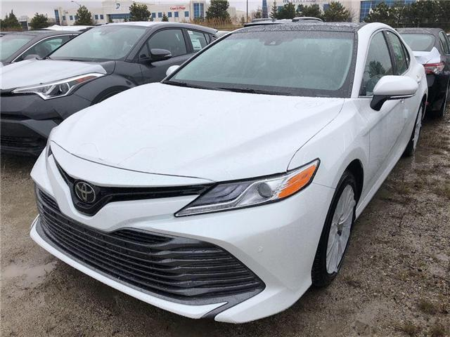 2018 Toyota Camry XLE (Stk: 107063) in Brampton - Image 1 of 5