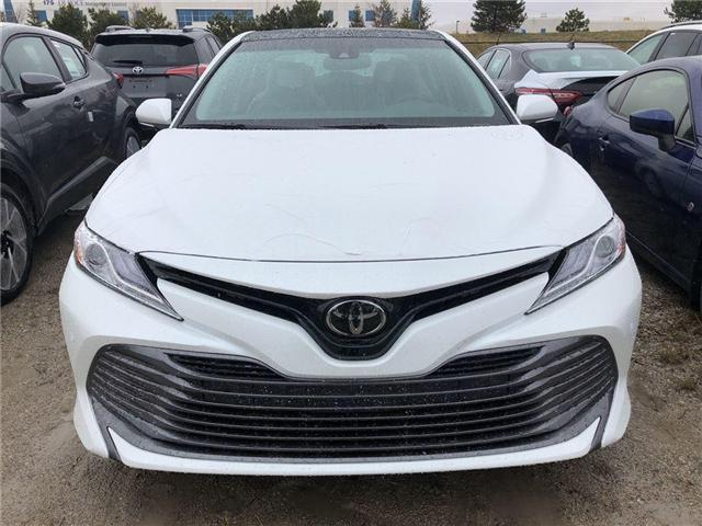 2018 Toyota Camry XLE (Stk: 107063) in Brampton - Image 2 of 5