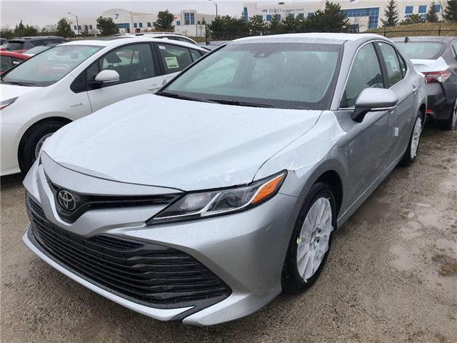 2018 Toyota Camry LE (Stk: 106546) in Brampton - Image 1 of 5