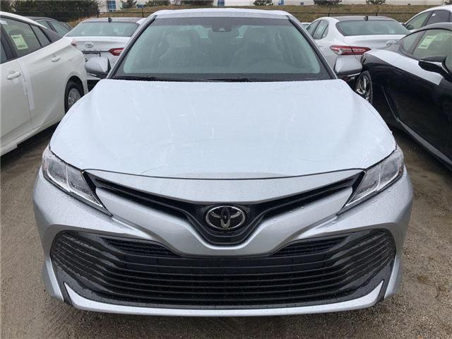2018 Toyota Camry LE (Stk: 106546) in Brampton - Image 2 of 5