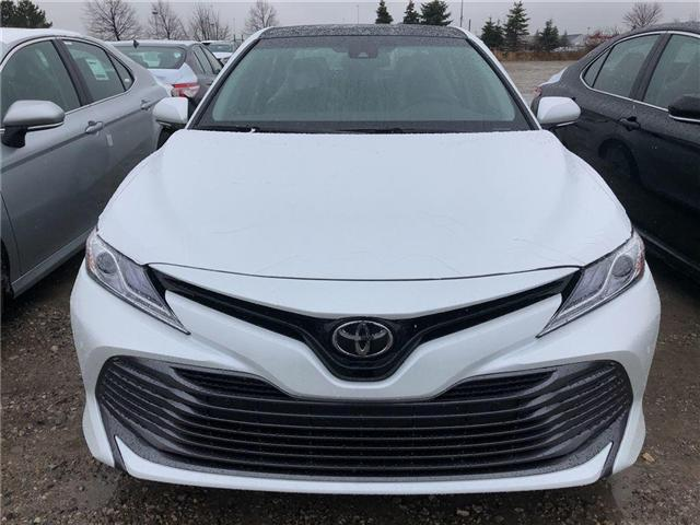 2018 Toyota Camry XLE (Stk: 106188) in Brampton - Image 2 of 5