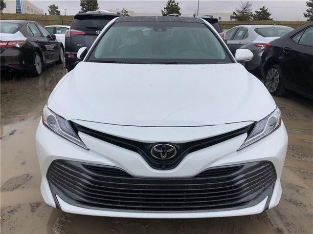 2018 Toyota Camry XLE V6 (Stk: 16062) in Brampton - Image 2 of 5