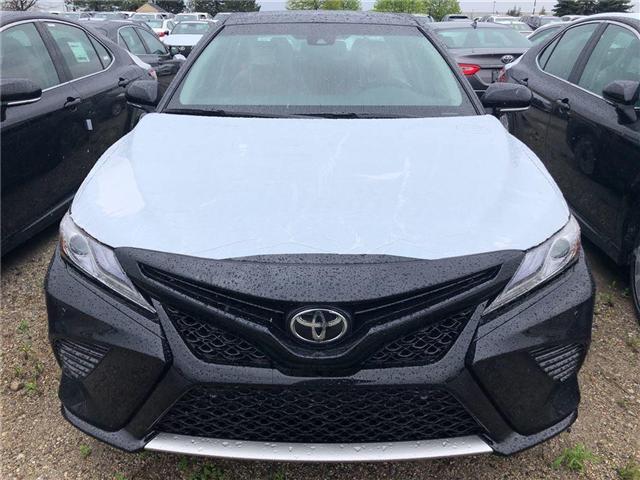2018 Toyota Camry XSE (Stk: 108851) in Brampton - Image 2 of 5