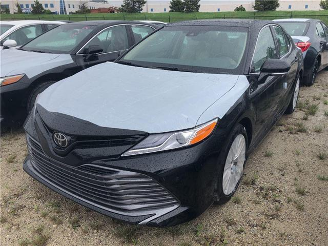 2018 Toyota Camry XLE (Stk: 109355) in Brampton - Image 1 of 5