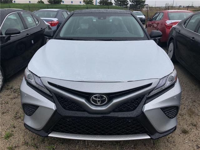 2018 Toyota Camry XSE (Stk: 110106) in Brampton - Image 2 of 5