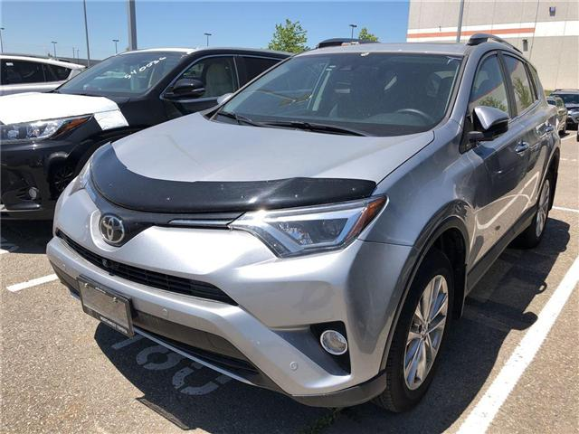 2018 Toyota RAV4 Limited (Stk: 721143) in Brampton - Image 1 of 5