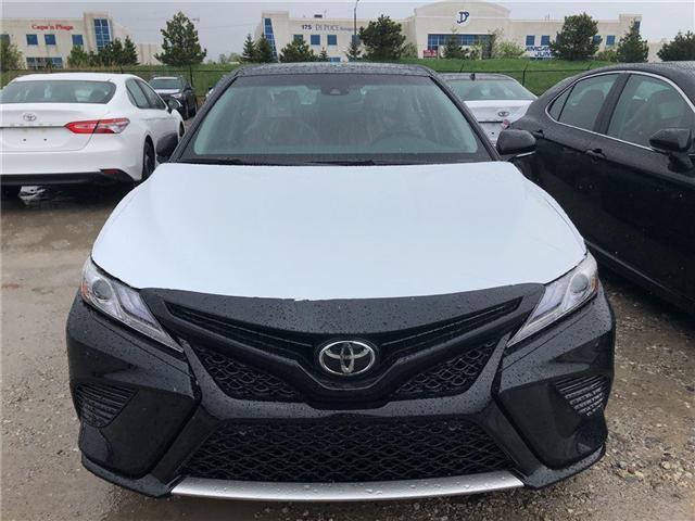 2018 Toyota Camry XSE (Stk: 614188) in Brampton - Image 2 of 5
