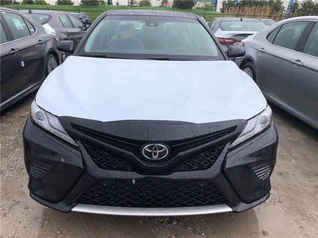 2018 Toyota Camry XSE (Stk: 112547) in Brampton - Image 2 of 5