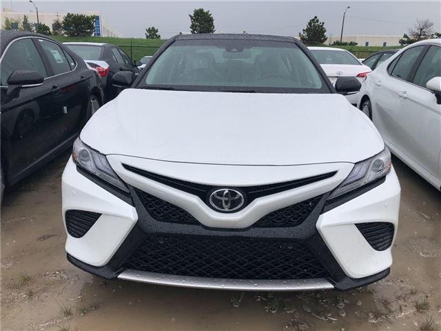2018 Toyota Camry XSE (Stk: 112563) in Brampton - Image 2 of 5