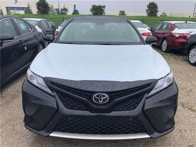2018 Toyota Camry XSE (Stk: 112788) in Brampton - Image 2 of 5