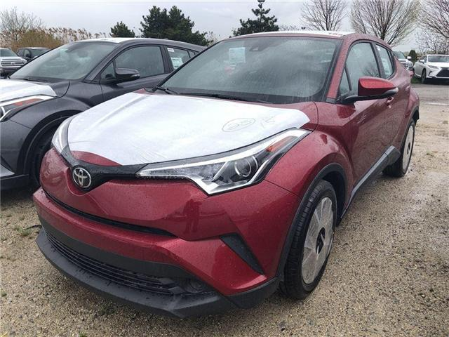2018 Toyota C-HR XLE (Stk: 62485) in Brampton - Image 1 of 5