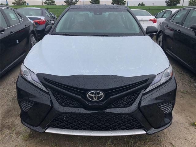 2018 Toyota Camry XSE (Stk: 116808) in Brampton - Image 2 of 5