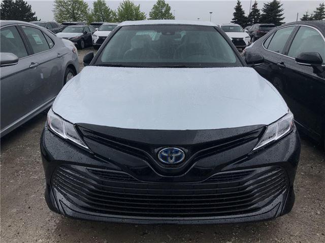 2018 Toyota Camry Hybrid LE (Stk: 504660) in Brampton - Image 2 of 5