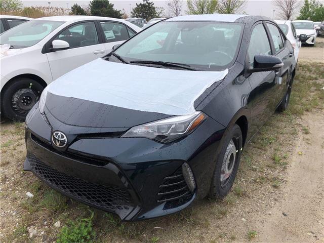 2018 Toyota Corolla SE (Stk: 111622) in Brampton - Image 1 of 5