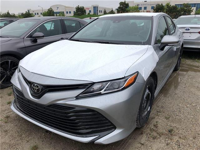 2018 Toyota Camry L (Stk: 615904) in Brampton - Image 1 of 5