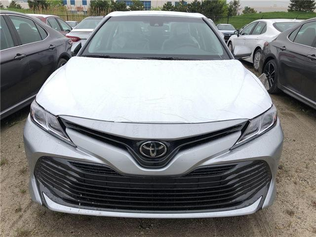 2018 Toyota Camry L (Stk: 615904) in Brampton - Image 2 of 5