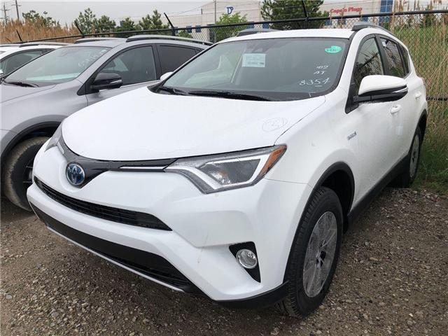 2018 Toyota RAV4 Hybrid LE+ (Stk: 218655) in Brampton - Image 1 of 5