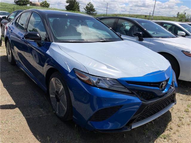2018 Toyota Camry XSE (Stk: 122063) in Brampton - Image 2 of 4