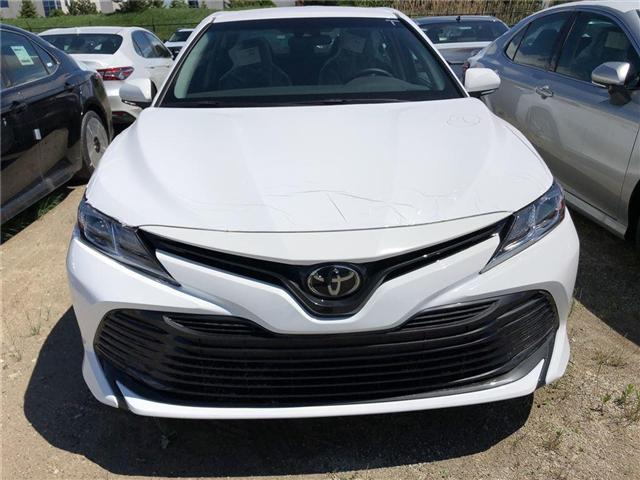2018 Toyota Camry LE (Stk: 120482) in Brampton - Image 2 of 5