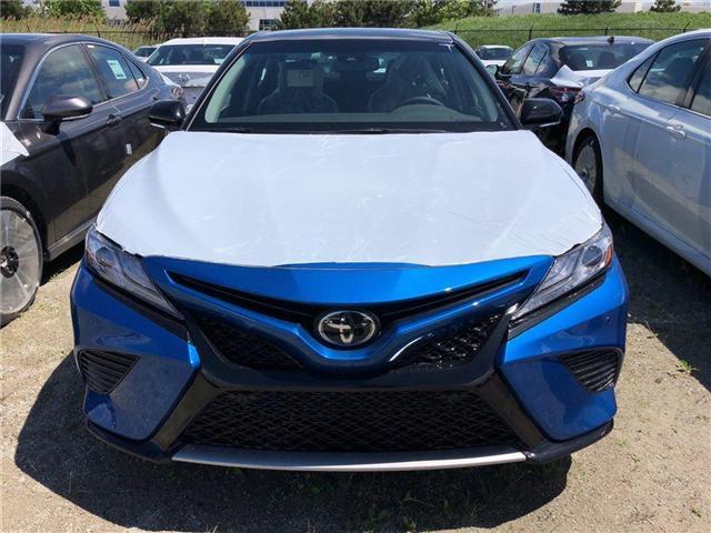 2018 Toyota Camry XSE (Stk: 122393) in Brampton - Image 2 of 5