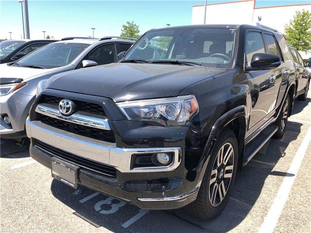 2018 Toyota 4Runner SR5 (Stk: 508921) in Brampton - Image 1 of 5