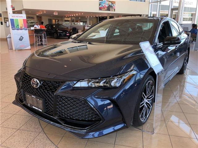 2019 Toyota Avalon XSE (Stk: 2124) in Brampton - Image 1 of 5