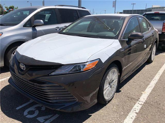 2018 Toyota Camry Hybrid XLE (Stk: 507948) in Brampton - Image 1 of 5