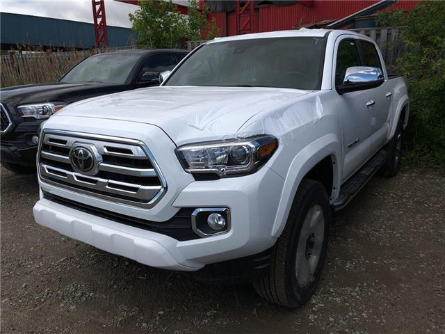 2018 Toyota Tacoma Limited (Stk: 148245) in Brampton - Image 1 of 5