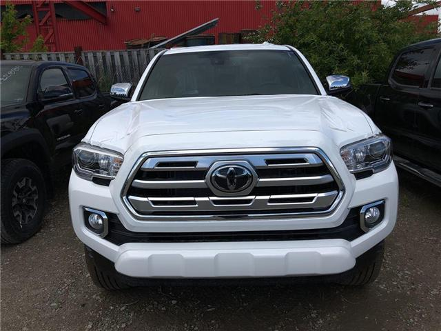 2018 Toyota Tacoma Limited (Stk: 148245) in Brampton - Image 2 of 5