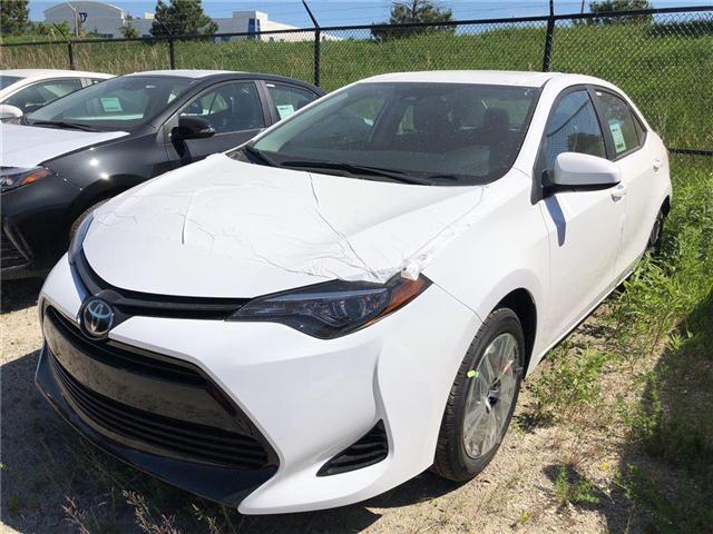 2019 Toyota Corolla COROLLA LE (Stk: 125473) in Brampton - Image 1 of 5