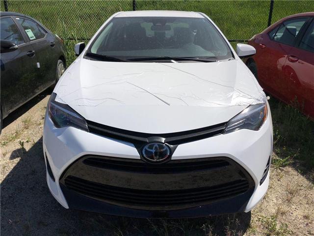 2019 Toyota Corolla COROLLA LE (Stk: 125473) in Brampton - Image 2 of 5