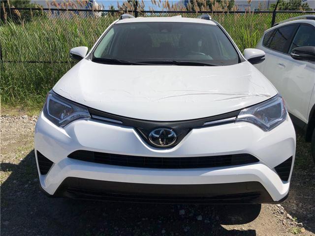 2018 Toyota RAV4 LE (Stk: 799463) in Brampton - Image 2 of 5