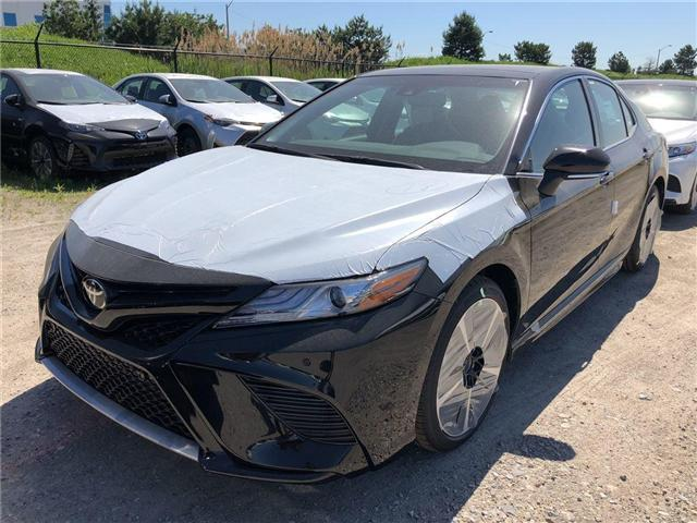 2018 Toyota Camry XSE (Stk: 125404) in Brampton - Image 1 of 5