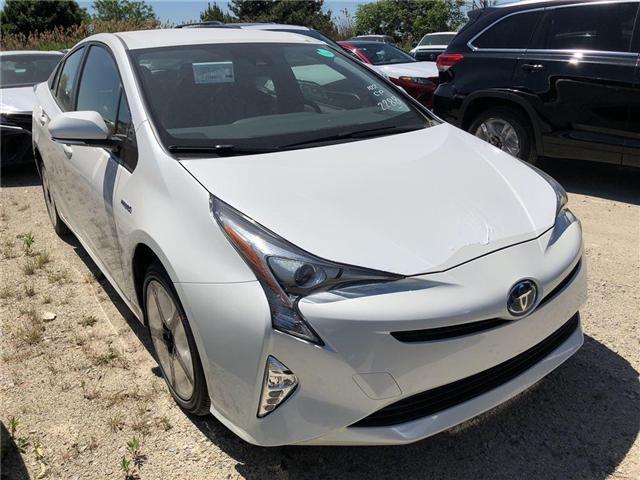 2018 Toyota Prius Touring (Stk: 60457) in Brampton - Image 2 of 5