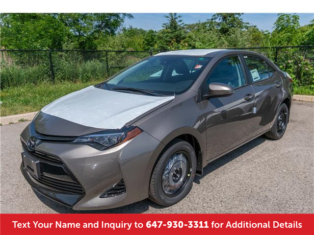 2019 Toyota Corolla LE (Stk: K3010) in Mississauga - Image 1 of 14