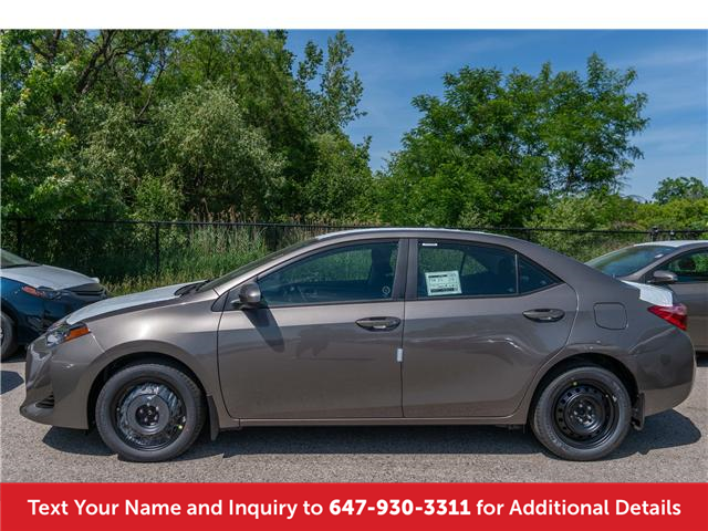 2019 Toyota Corolla LE (Stk: K3010) in Mississauga - Image 2 of 14