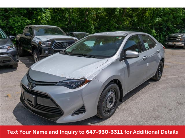 2019 Toyota Corolla LE (Stk: K3013) in Mississauga - Image 1 of 14