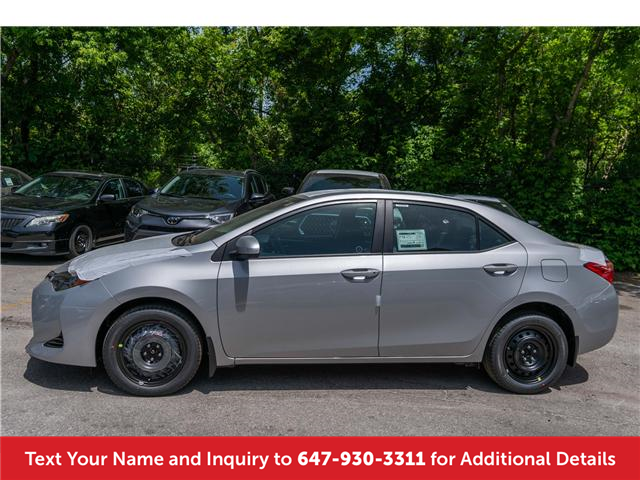2019 Toyota Corolla LE (Stk: K3013) in Mississauga - Image 2 of 14