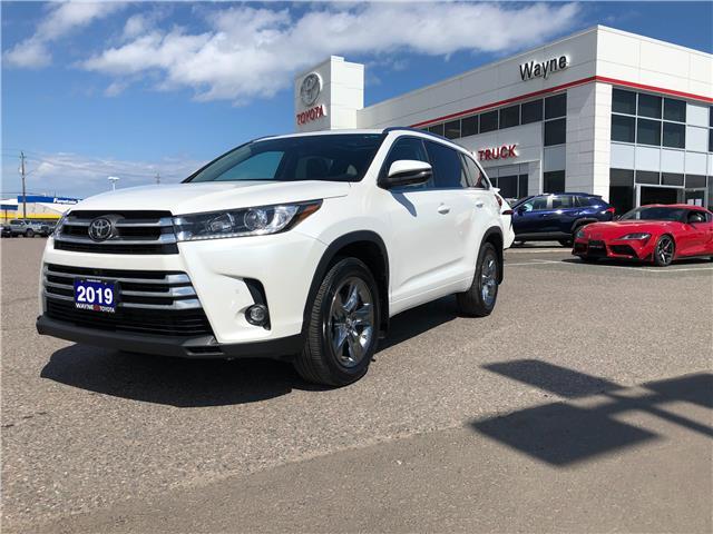 2019 Toyota Highlander Limited (Stk: 11340) in Thunder Bay - Image 1 of 30
