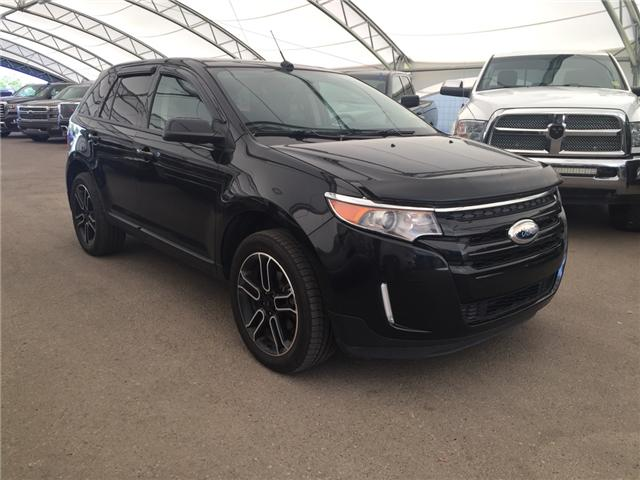 2013 Ford Edge SEL (Stk: 165456) in AIRDRIE - Image 1 of 20