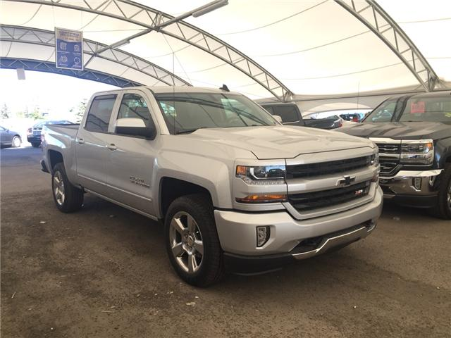 2018 Chevrolet Silverado 1500 LT (Stk: 160543) in AIRDRIE - Image 1 of 18