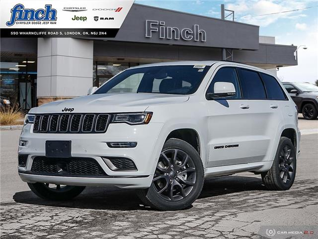 2021 Jeep Grand Cherokee Overland (Stk: 100950) in London - Image 1 of 27